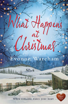 Evonne wareham novel what happens at christmas