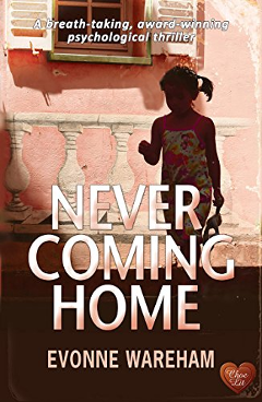 Evonne wareham novel never coming home