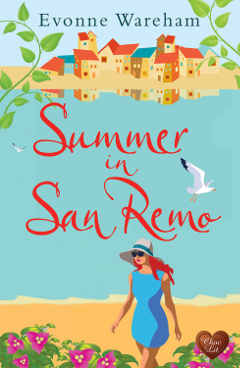 Evonne wareham novel summer in san marino
